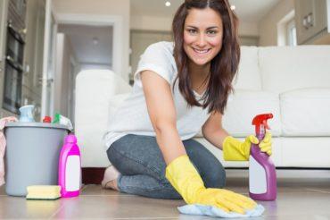 ¿Cómo limpiar la cerámica?